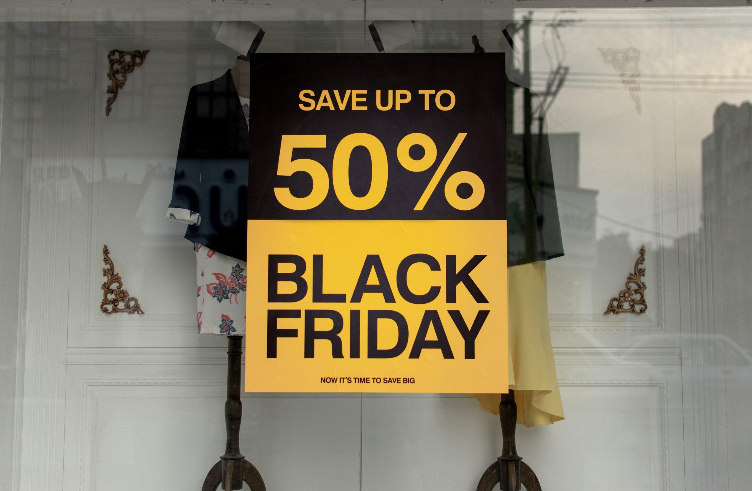 ¿Por qué nos volvemos locos en el Black Friday?