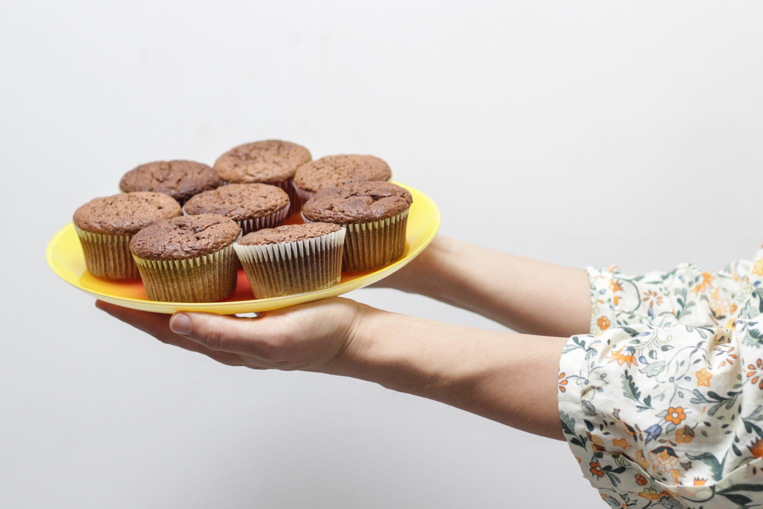 ¿Por qué antes comíamos magdalenas y ahora comemos muffins?