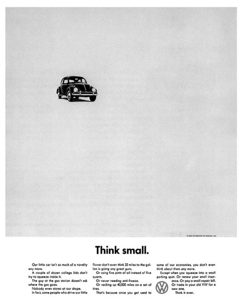 sorprender al cerebro de Volkswagen