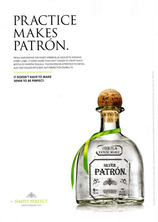sorprender al cerebro caso de Tequila patron
